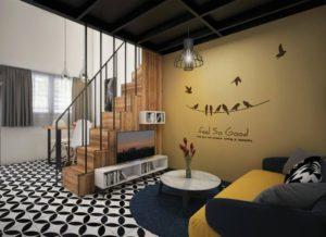 Xây căn hộ mini cho thuê không chỉ giúp chủ đầu tư tăng thu nhập mà còn giúp người thuê có nơi ở thoải mái