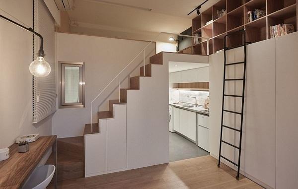 Tham khảo mẫu thiết kế căn hộ mini đẹp dẫn đầu xu hướng hiện nay